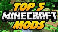 Top 5 Minecraft Mods - 2014 -HD-