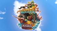 Minecraft Isles Logo