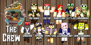 Mincraft Isles Cast Reveal