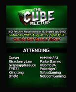 Cube Meetup - Pax Prime 2015