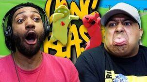 WE POPPIN DASHIES GANG BEASTS CHERRY TODAY! - -Gang Beasts - RANDOM PLAYS-