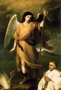 Raphael the Healer