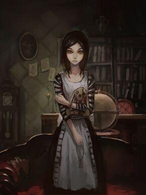 Alice Liddle
