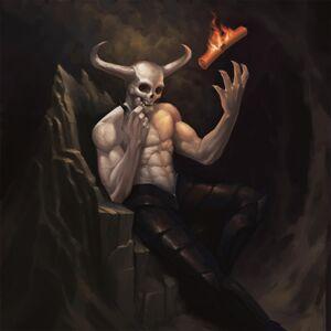 The Devil's Throne