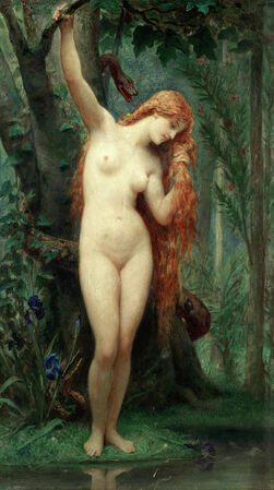 Eve the First Woman