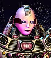 Mirad in simulation portrait