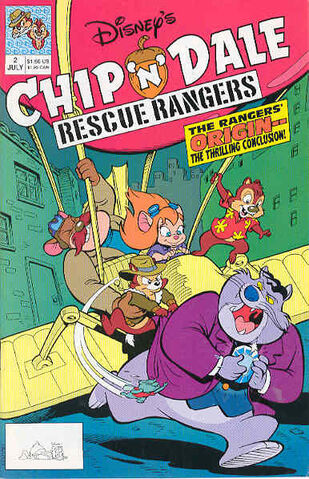 File:Rescue Rangers Issue 2.jpg