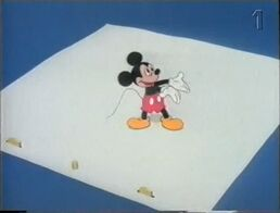 Mickey in the Disney Afternoon intro