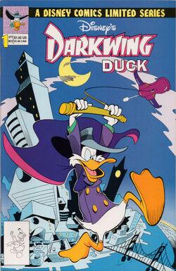 Darkwing Duck mini-series issue1