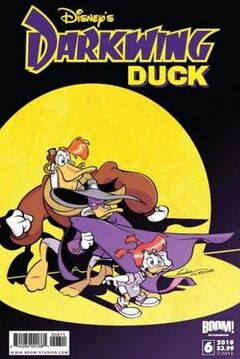 DarkwingDuck BoomStudios issue 6B
