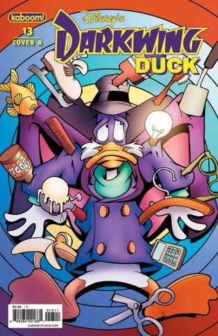 File:Darkwing Duck Issue 13A.jpg
