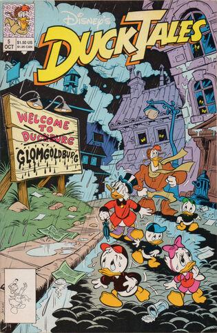 File:DuckTales DisneyComics issue 5.jpg