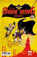 DarkwingDuck BoomStudios issue 7B
