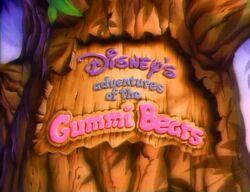 Gummi Bears title