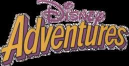 Old Disney Adventures logo