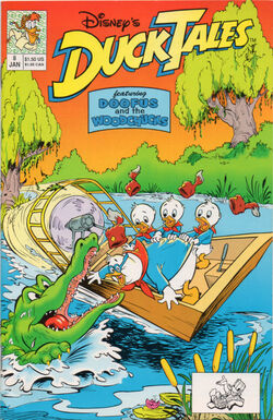 DuckTales DisneyComics issue 8