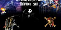 Halloween Event User List