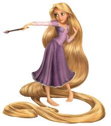 Rapunzelpainting