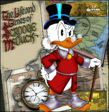 Scrooge mcduck by orphen5-d30xh5n