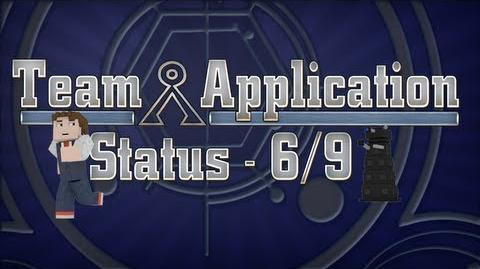 Mod Division Team Application Status - 6 9 13