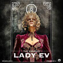 Lady ev tarot
