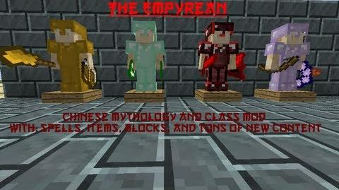 Minecraft Mod Showcase Empyrean (Part 2 of 3)