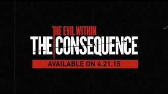 The Evil Within The Consequence - Gameplay Teaser