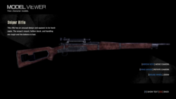 Sniper Rifle model viewer