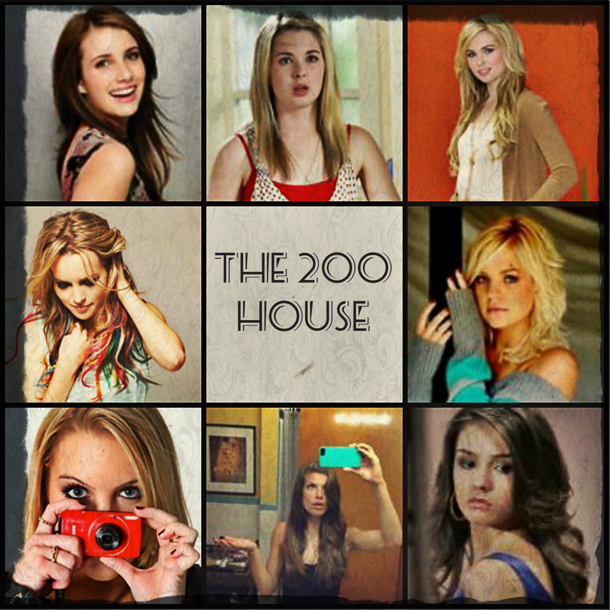 The 200 House (TV Series)