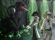Pokemon genosect s tears by gashu monsata-d3c3vj0