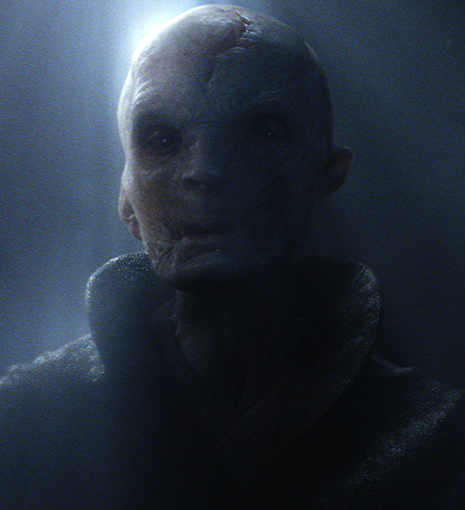Supreme Leader Snoke