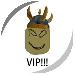 Badge VIPHD