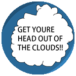 Badge HeadClouds