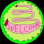 Badge intestines