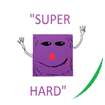Badge purple
