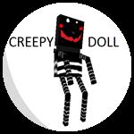 Badge Doll