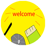 Badge FO12welcome