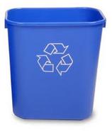 Recycle bin idle