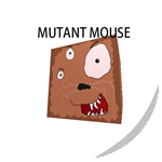 Badge Mouse