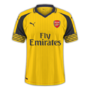 Arsenal 2016-17 away