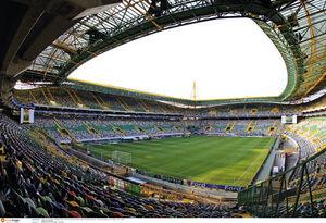 Sporting Lisbon stadium