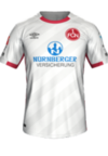 1. FC Nürnberg 2016-17 third