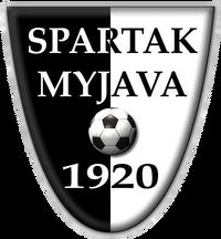 Spartak Myjava logo 002