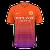 Manchester City 2016-17 third