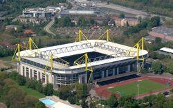 Borussia Dortmund Signal Iduna Park Stadium 004
