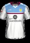 Aston Villa 2016-17 away