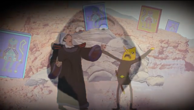 File:The Bro pose that never happened Frollo Lemongrab.png
