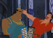 Kronk and Gaston Bros Pose