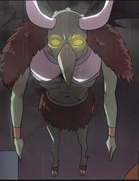 File:Humanoid Horned Bird.jpg
