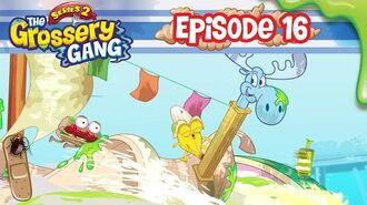 Grossery Gang Cartoon - Episode 16, Crud Flood' Part 5 - Cartoons for children